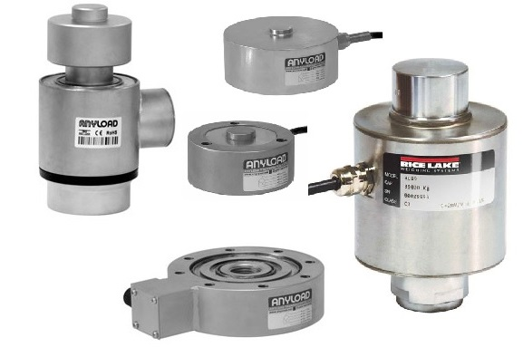 Disk or Canister Load Cell