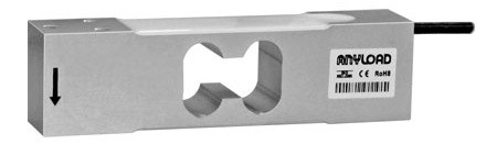 Anyload 108TAAD Single Point Aluminium - Metric