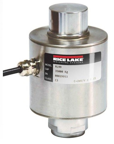 Rice Lake RL5416 Steel Canister - Metric