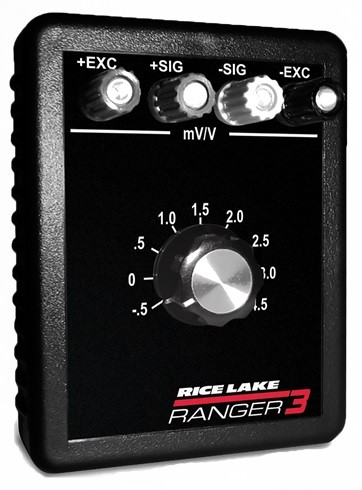 Ranger 3 - Load Cell Simulator