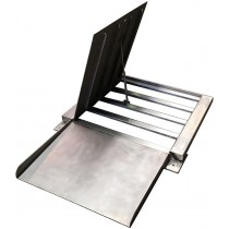 PL3000-S-DC-LL Drop Centre  Stainless Steel - Platform Scales with Lift-able Top Plate